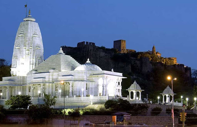 Birla Temple Jaipur-A perfect mix of spirituality and architecture.
