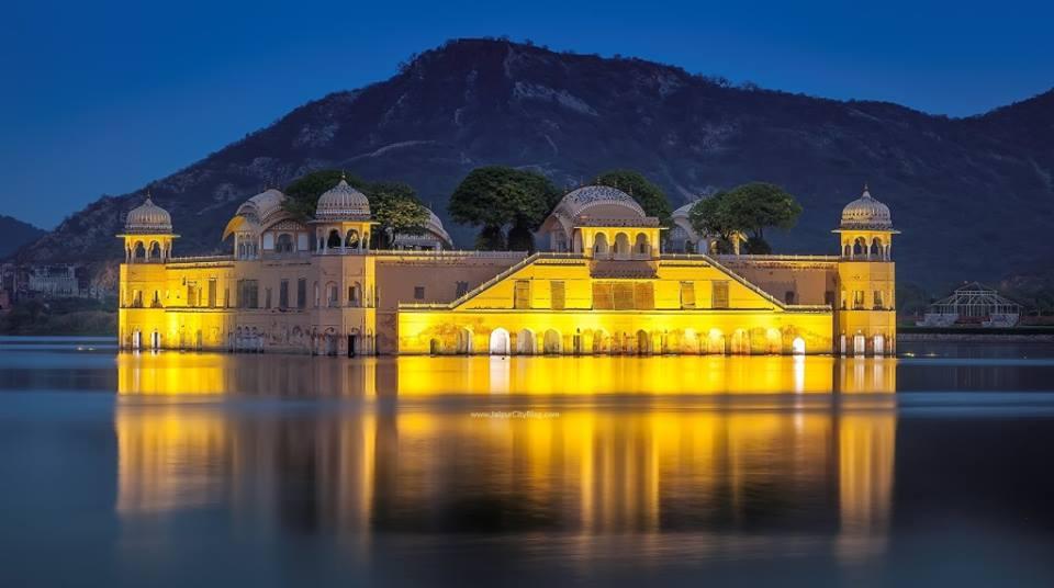 Jal mahal Jaipur-Water palaceJaipur