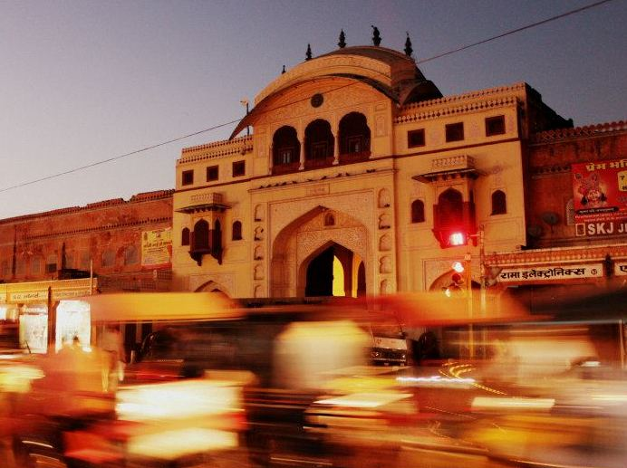 Top Jaipur shopping Markets