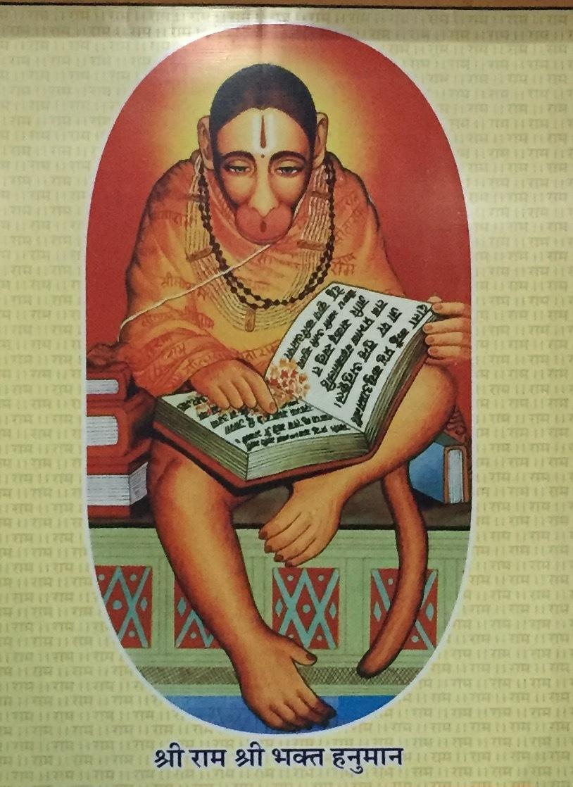 Bajrang Dhora Hanuman TempleBikaner